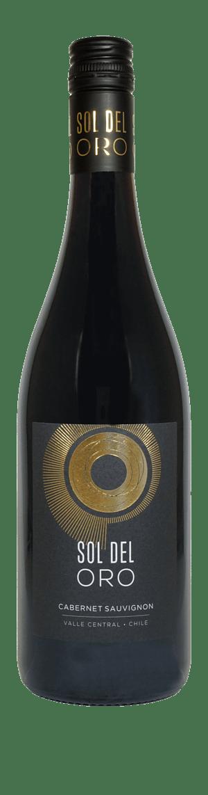 Sol del Oro Cabernet Sauvignon 2019 Cabernet Sauvignon 100% Cabernet Sauvignon Valle Central