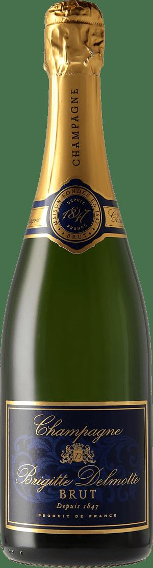 Champagne Brigitte Delmotte Brut NV Pinot Noir