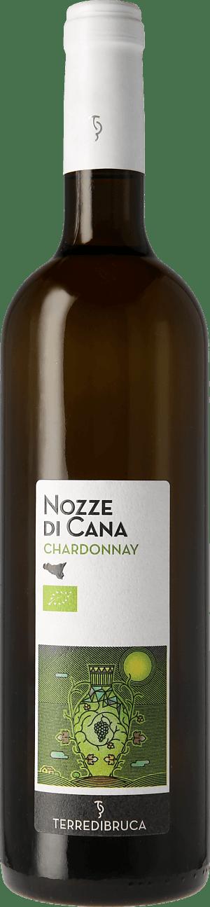Terre di Bruca Nozze di Cana Chardonnay Sicilia 2020 Chardonnay