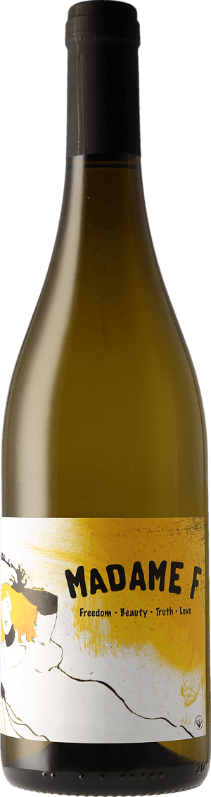 Madame F Blanc 2019 Viognier