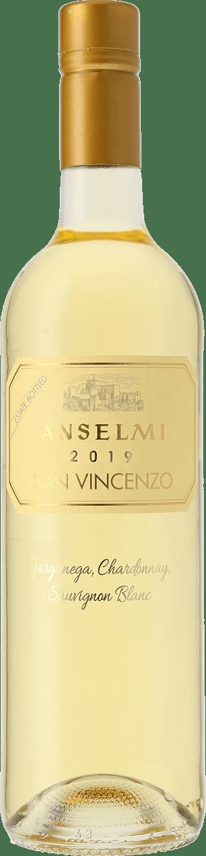 Anselmi San Vincenzo 2020 Garganega