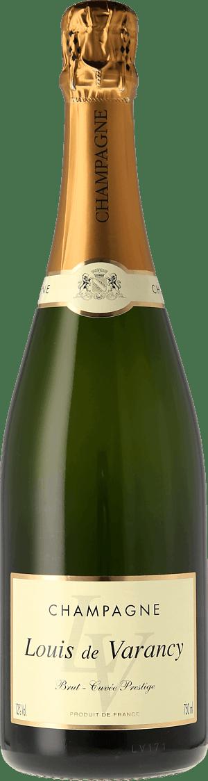 Champagne Louis de Varancy Pinot Noir