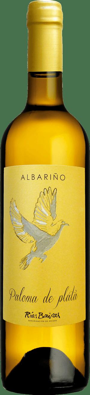 Paloma de Plata Albariño 2019 Albariño