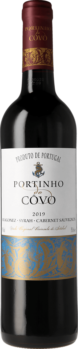 Portinho Do Côvo Tinto 2019 Touriga Nacional