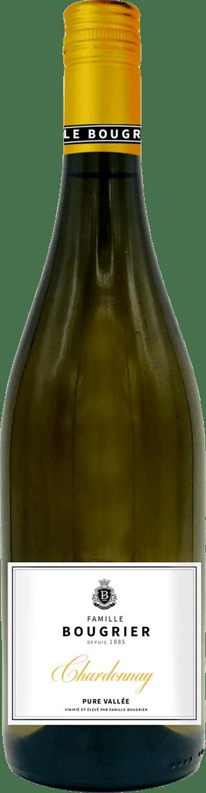 Famille Bougrier Pure Vallée Chardonnay 2019 Chardonnay