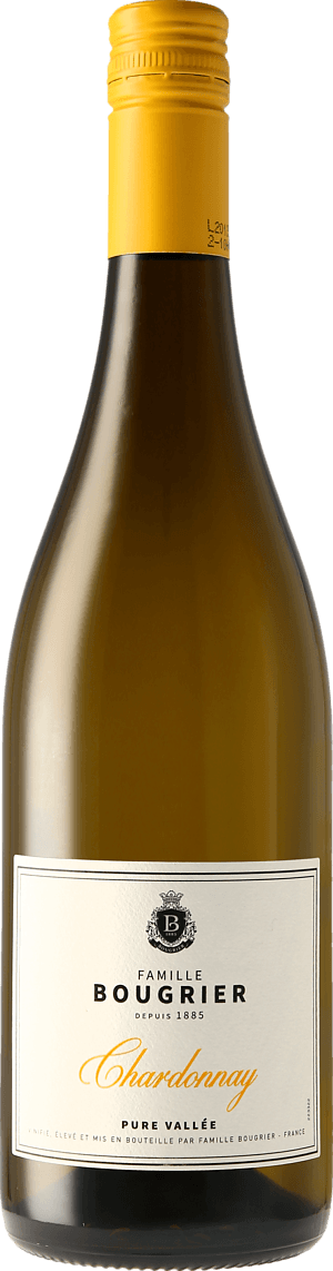 Famille Bougrier Pure Vallée Chardonnay 2019 Chardonnay