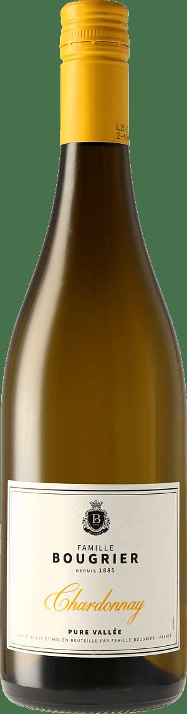 Famille Bougrier Pure Vallée Chardonnay 2020 Chardonnay