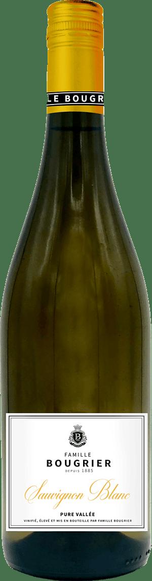 Famille Bougrier Pure Vallée Sauvignon Blanc 2019 Sauvignon Blanc