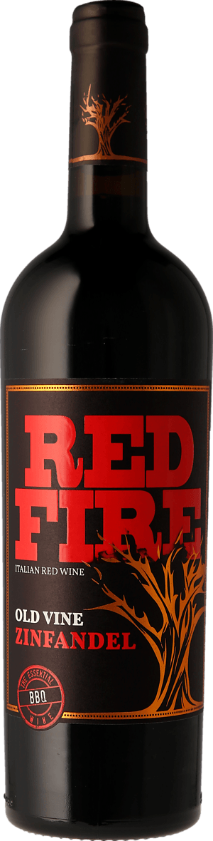 Red Fire Old Vine Zinfandel 2019 Zinfandel