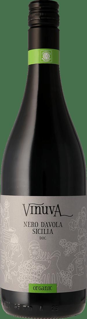 Vinuva Nero D´Avola 2019 Nero d'Avola