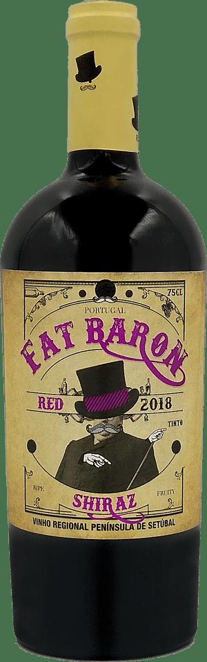 Fat Baron Shiraz 2018 Shiraz-Syrah