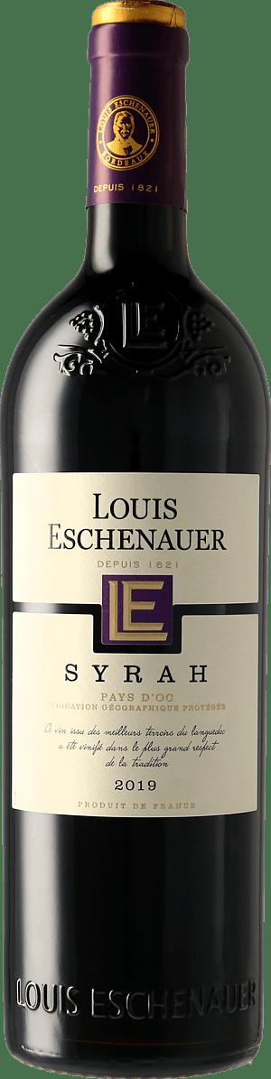 Louis Eschenauer Syrah 2019 Shiraz-Syrah