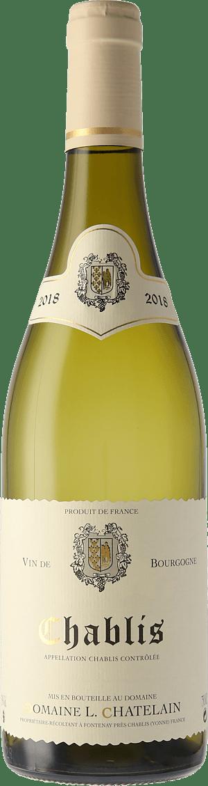 Domaine Chatelain Chablis Vieilles Vignes 2018 Chardonnay