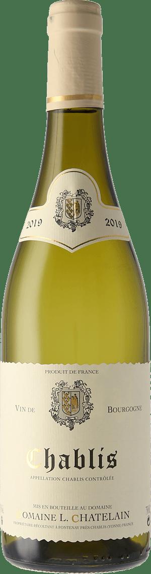 Domaine Chatelain Chablis Vieilles Vignes 2019 Chardonnay