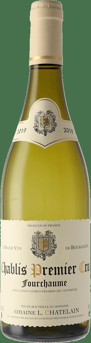 Domaine Chatelain Chablis 1er Cru Fourchaume 2019 Chardonnay