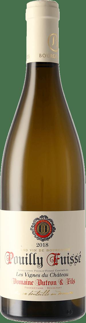 Domaine Dutron Pouilly Fuissé 2018 Chardonnay