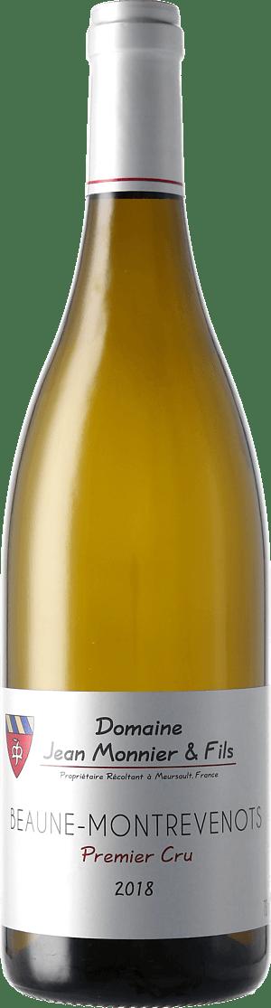 Domaine Jean Monnier & Fils Beaune-Montrevenots Blanc 1er Cru 2018 Chardonnay