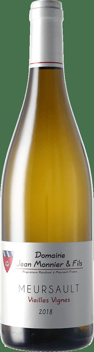 Domaine Jean Monnier & Fils Meursault Vieilles Vignes 2018 Chardonnay
