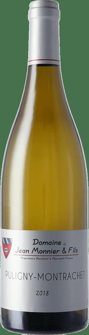 Domaine Jean Monnier & Fils Puligny Montrachet 2018 Chardonnay