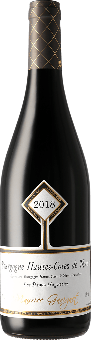 Maurice Gavignet Hautes Côtes de Nuits Les Dames Hugettes 2018 Pinot Noir