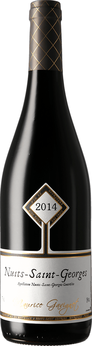Maurice Gavignet Nuits Saint Georges 2014 Pinot Noir
