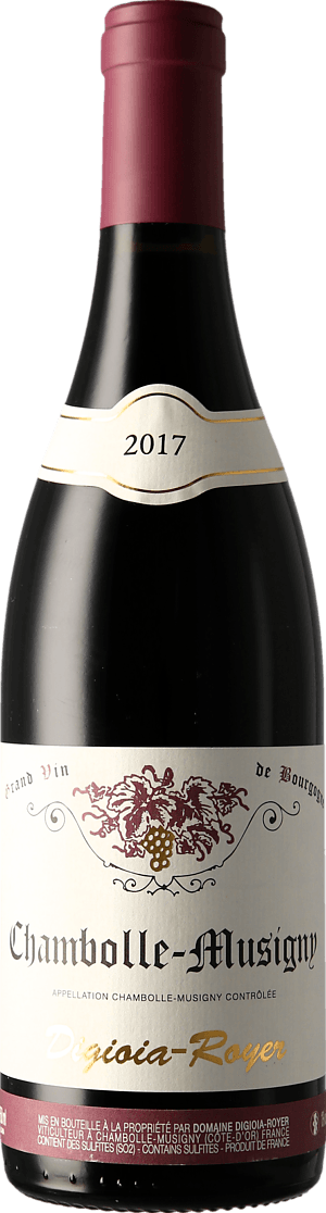 Domaine Digioia-Royer Chambolle-Musigny 2017 Pinot Noir