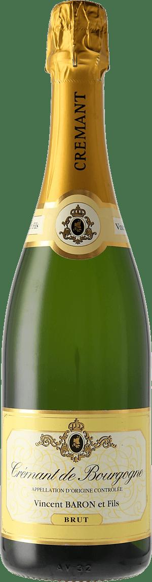 Vincent Baron Crémant de Bourgogne Pinot Noir