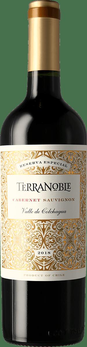Terranoble Reserva Especial Cabernet Sauvignon 2018 Cabernet Sauvignon