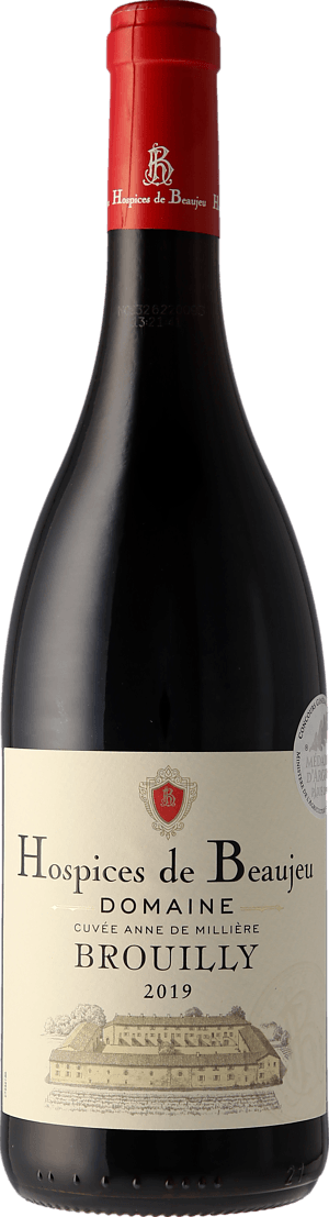 Hospices de Beaujeu Brouilly Cuvee Milliere 2019 Gamay