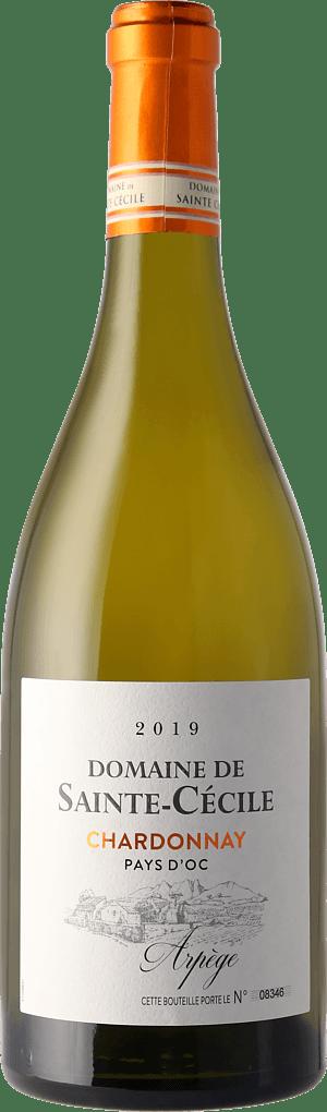 Domaine Sainte Cecile Chardonnay 2019 Chardonnay