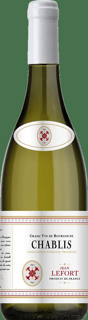 Jean Lefort Chablis 2018 Chardonnay