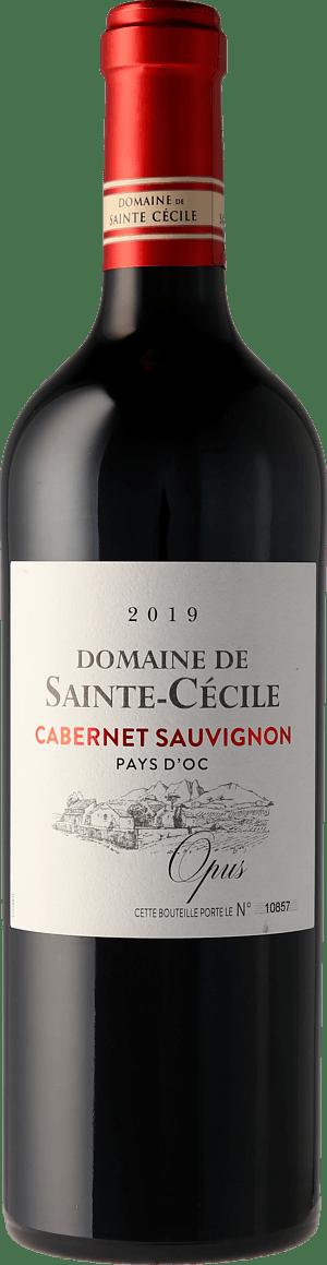 Domaine Sainte Cecile Cabernet Sauvignon 2019 Cabernet Sauvignon