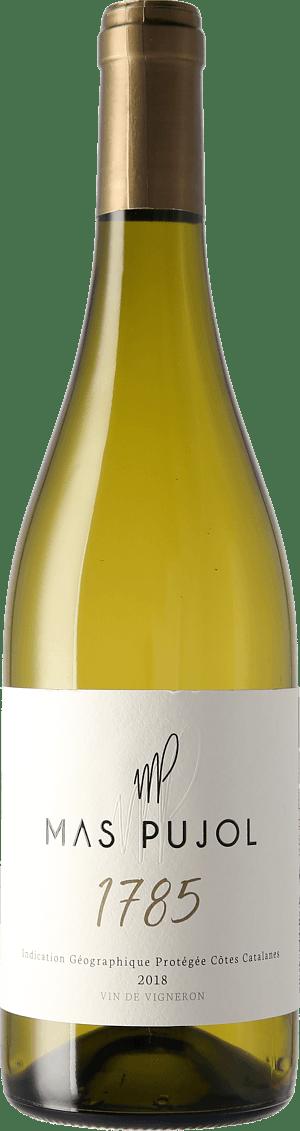 Mas Pujol 1785 Blanc Côtes du Roussilon 2019 Muscat