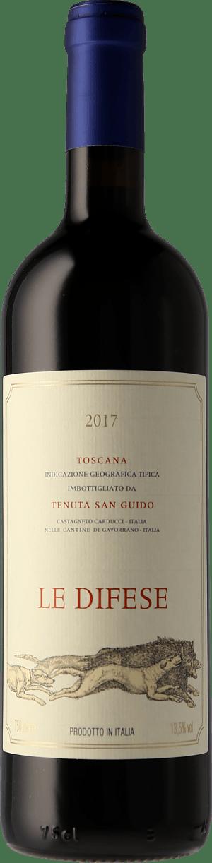 Tenuta San Guido Le Difese 2017 Cabernet Sauvignon