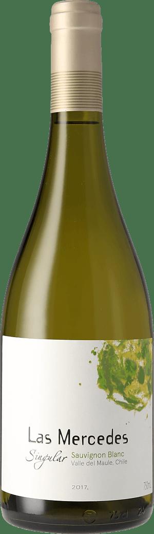 Las Mercedes Singular Sauvignon Blanc 2017 Sauvignon Blanc