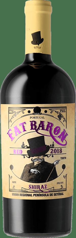 Fat Baron Shiraz 2020 Shiraz-Syrah