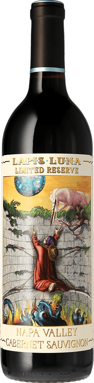 Lapis Luna Limited Reserve Napa Cabernet Sauvignon 2019 Cabernet Sauvignon