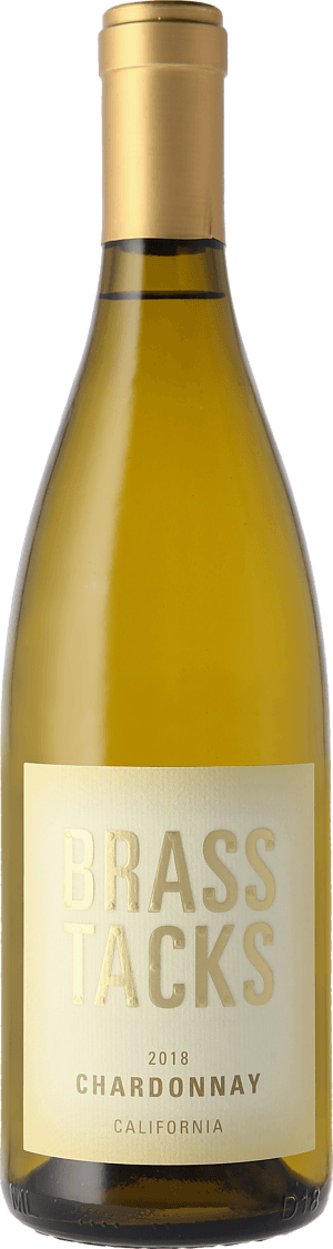 Brass Tacks Chardonnay 2018 Chardonnay