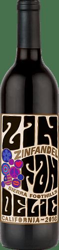 Zinfandelic Old Vine Zinfandel 2016 Zinfandel