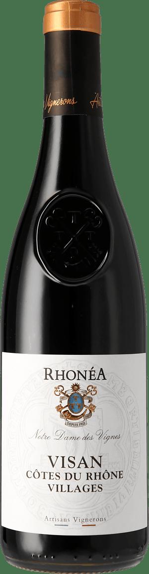 Rhonéa nos Signatures Notre Dame des Vignes Visan Côte du Rhône Village 2018 Grenache