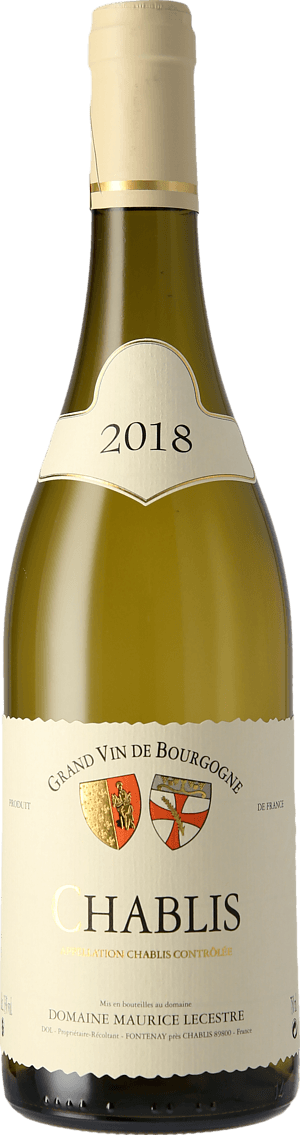 Domaine Maurice Lecestre Chablis 2018 Chardonnay