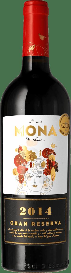 La Más Mona de Todas Mona Gran Reserva 2014 Cabernet Sauvignon