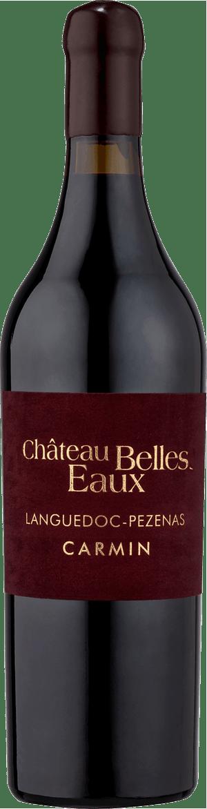 Château Belles Eaux Carmin 2018 Shiraz-Syrah