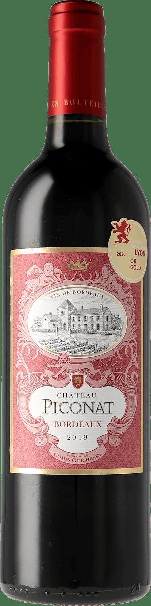 Château Piconat 2019 Merlot