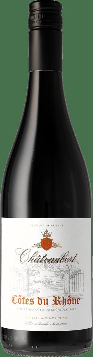 Châteaubert Côtes du Rhône 2019 Grenache