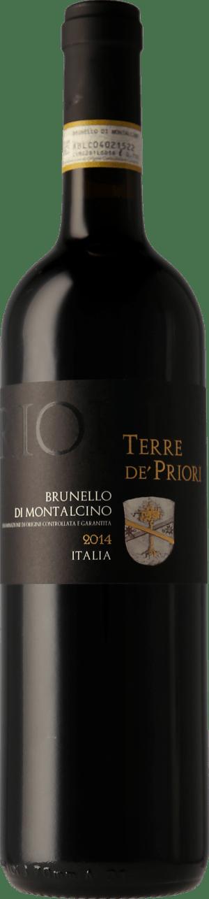 Terre de' Priori Brunello di Montalcino 2013 Sangiovese