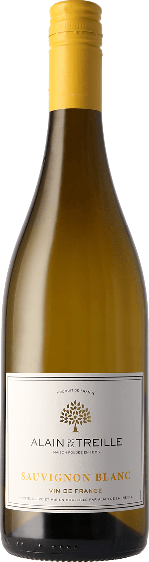 Alain de la Treille Sauvignon Blanc 2020 Sauvignon Blanc