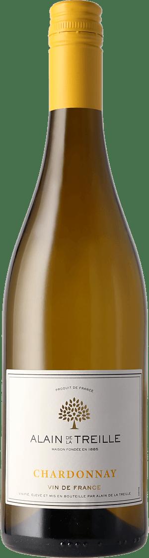 Alain de la Treille Chardonnay 2020 Chardonnay