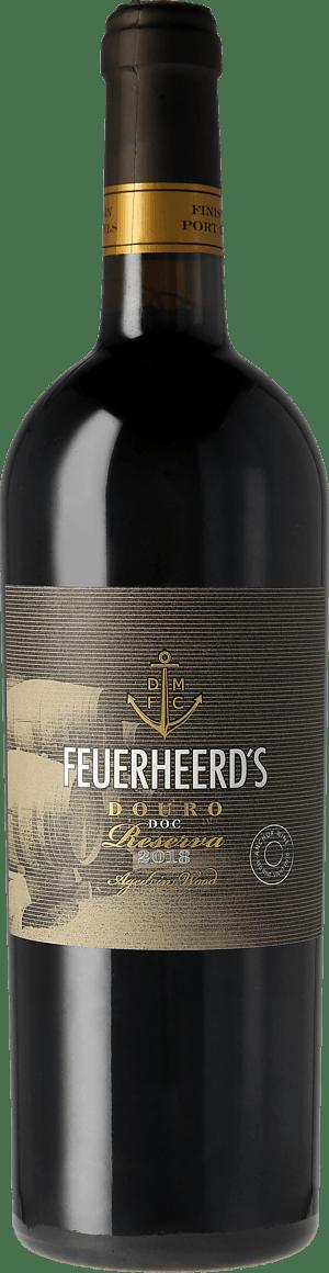 Feuerheerd's Reserva Aged in Port Wood Douro 2018 Touriga Nacional