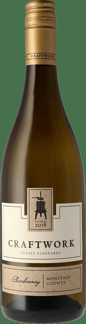 Craftwork Estate Chardonnay Monterey 2018 Chardonnay